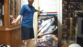 183 Review of Mint in Sealed Box G.I.Joe Defiant vehicle