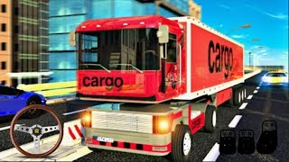 Incredible Real Truck Drive Cargo Supply - Pro Driver Transport Android Gameplay FHD