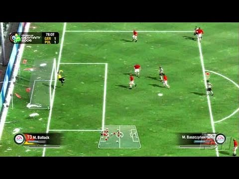 2006 FIFA World Cup PC Games Gameplay  Germany vs. Poland