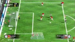 2006 FIFA World Cup PC Games Gameplay - Germany vs. Poland