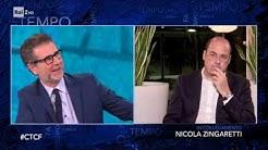 Nicola Zingaretti - Che tempo che fa 05/04/2020