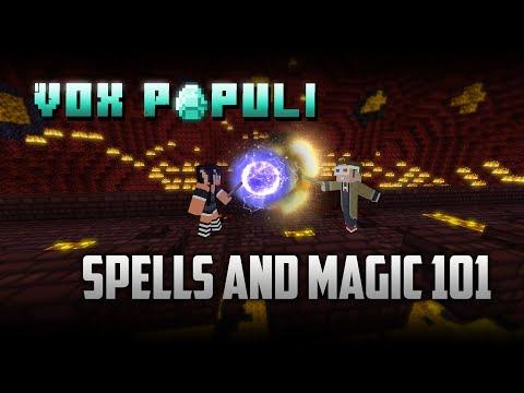 Vox Populi Tutorial - Spells And Magic 101