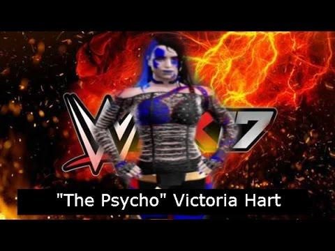 wwe 2k17 - Victoria Hart's debut / Xbox One