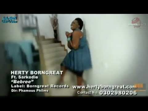 Herty Borngreat ft. Sarkodie - Bebree (Official Music Video).mp4