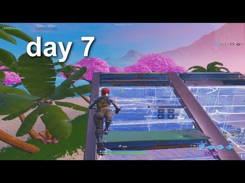 7 Day Progression From PC To Controller! (Reverse Progression)