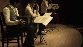 """Taquito Militar"" Leonardo Bravo Tango Trio,  レオナルド・ブラーボ タンゴトリオ"