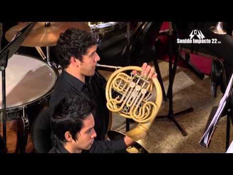 Rhapsody Blue de George Gershwin, Orquesta Sinfónica de Mérida y Ananda Jazz Ensamble
