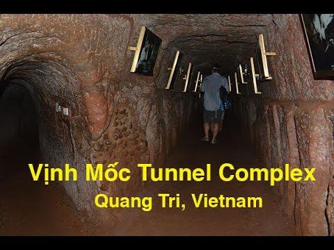 Vinh Moc Tunnel, Quang Tri, Vietnam