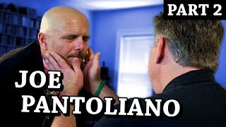 Tommy Interviews Actor Joe Pantoliano - Part 2 of 2