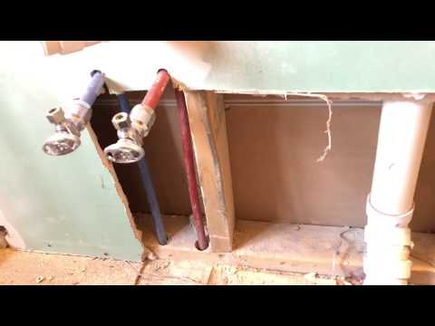 Plumbing Tips And Tricks How To Hide Move Pipes In The Wall