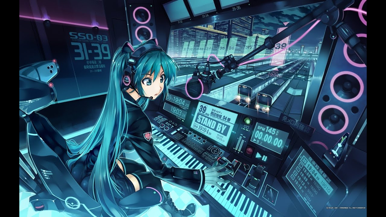 Best Song Electro Anime Musica Electronica Anime Youtube