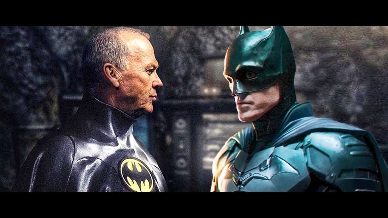 Download The Batman 2021 and Michael Keaton Justice League Crossover Movies Breakdown