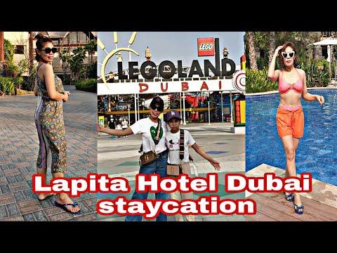 LEGOLAND DUBAI TOUR 2021| LAPITA DUBAI PARKS & RESORT STAYCATION