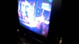 memasang mesin tv cina ke tabung slim merk advance