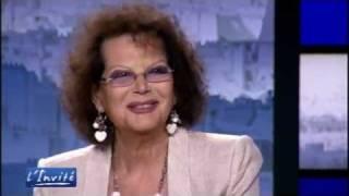 """Claudia CARDINALE : """"Mes amours, ma Tunisie, mes débuts de star"""""""