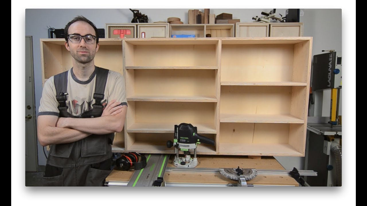 Genial Festool Wall Cabinet Demonstration   YouTube