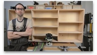Festool Wall Cabinet Demonstration