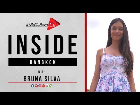 INSIDE Bangkok with Bruna Silva | Travel Guide | September 2017