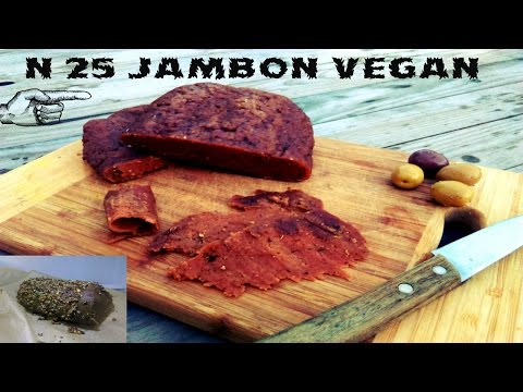N25 jambon vegan