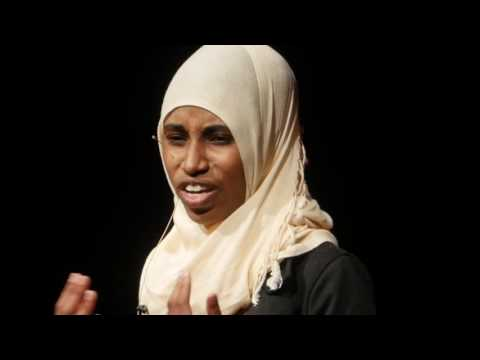 I do not fit inside your box | Isra Ibrahim | TEDxFIU