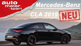 Mercedes CLA Coupé 220d: Besser als die C-Klasse?– Review/Fahrbericht | auto motor und sport