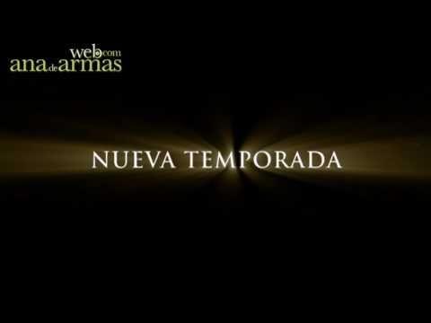Ana de Armas. Anuncio de la nueva temporada de Hispania