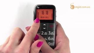 Видеообзор телефона Fly Ezzy(Обзор телефона для пожилых людей Fly Ezzy, который вы можете купить в Украине, в магазине http://euroteka.com.ua/mobile/Fly/ezzy..., 2011-08-18T13:43:52.000Z)