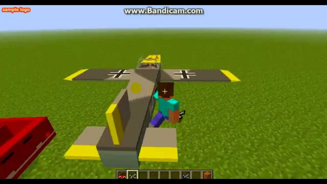 Как сделать самолет майнкрафт 1.5.2 фото 63