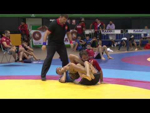 UWW European Grappling Championship 2016 - Highlights day 1 Grappling