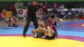 UWW European Grappling Championship 2016 - Highlights day 1 Grappling