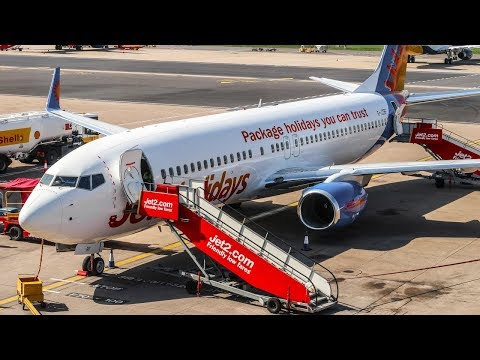 TRIP REPORT | Jet2 | Boeing 737-800 | Birmingham - Prague (BHX-PRG) | Economy Class