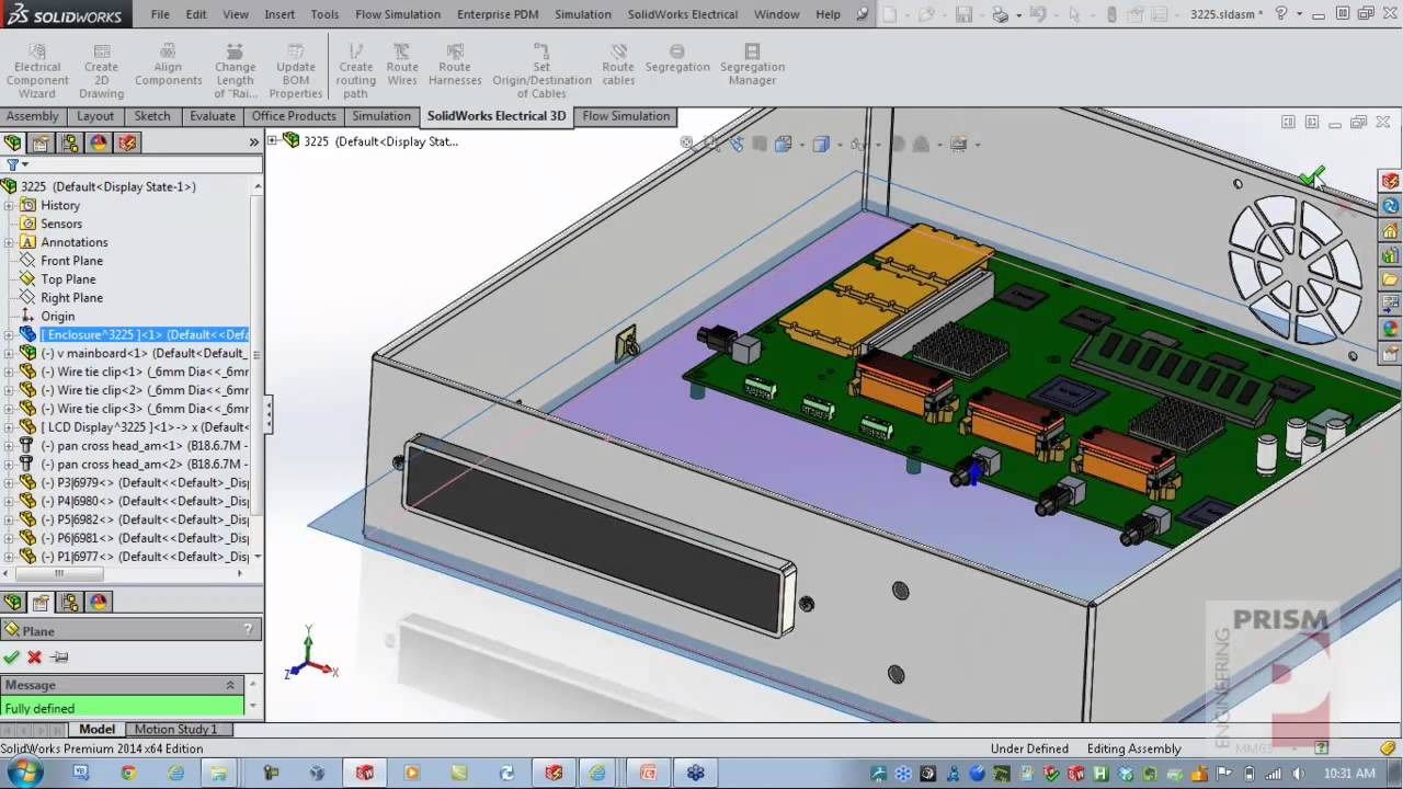 maxresdefault harness design with solidworks electrical youtube electrical wire harness design software at gsmx.co