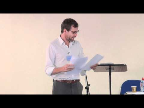 The Image of the Body in I Corinthians (Part 1) Dr Jonathan Norton