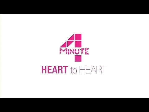 4Minute - Heart To Heart(JAPANESE VERSION)