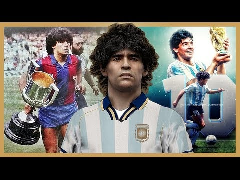Por esto Messi JAMAS superar a MARADONA