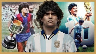 Por esto Messi JAMAS superará a MARADONA
