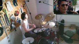 Baixar Uptown Funk drum cover