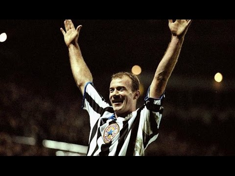 A Career In Goals - Alan Shearer Montage