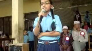 Best Speech in nepali........Sushila Subedi,Arjunchoupari,Syangja