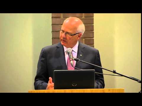 Peter Mansbridge speech, Holding Power to Account