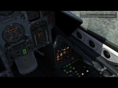 DCS M2000-C: Rampstart training