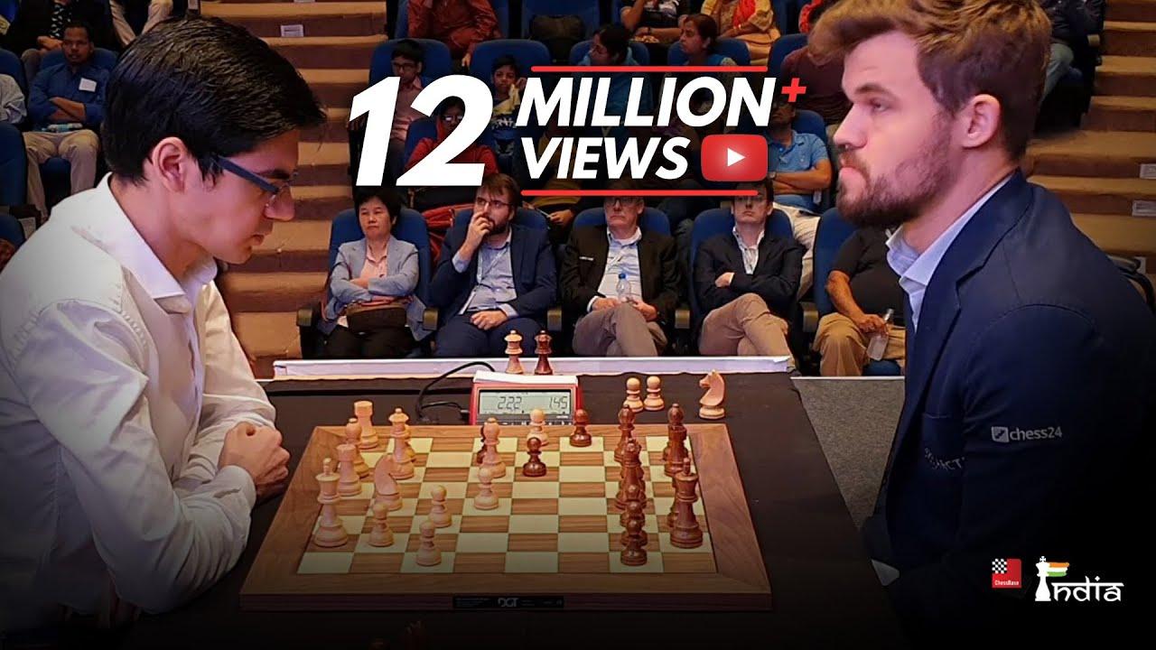 Que s'est-il passé quand Anish Giri a offert un tirage au sort à Magnus Carlsen au quatrième mouvement! + vidéo
