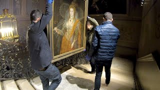 Behind the scenes: The Lost Dress of Elizabeth I