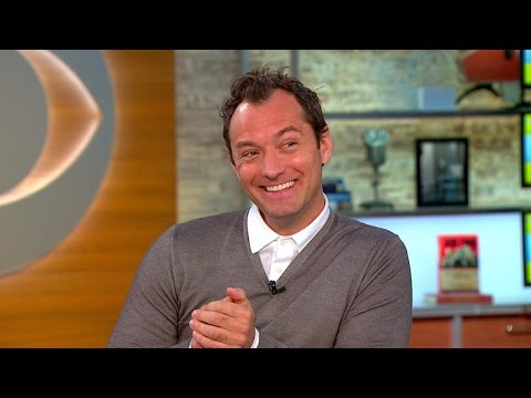"Jude Law on ""The Young Pope"" and next project"