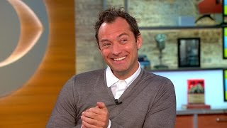 """Jude Law on """"The Young Pope"""" and next project"""