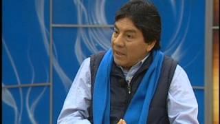 Entrevista a Ramiro Caiza en UTV en Ibarra
