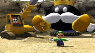 Mario Party 8: Luigi wins by doing absolutely nothing