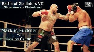 Battle VII - Markus Fuckner vs. Lazlo Czene