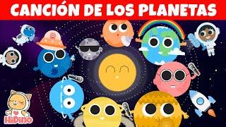 Canción De Los Planetas | HiDino Canciones Para Niños