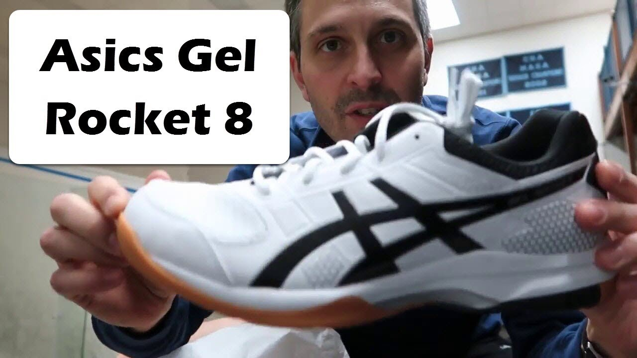 asics gel rocket 7 homme